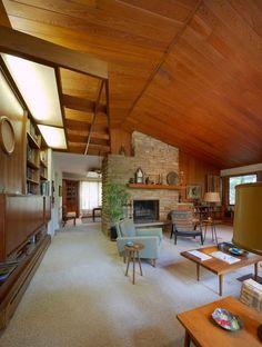 Mid Century modern design Carter Williams