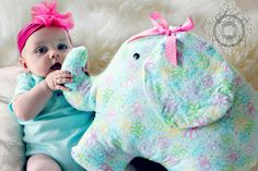 Make your Own Stuffed Elephant