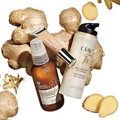 Ginger-Infused Beauty Products | CookingLight.com