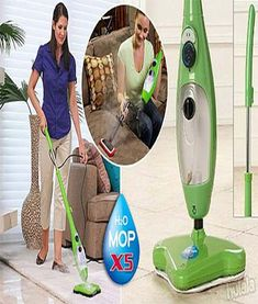 H20 MOP X5 IN PAKISTAN H2O Mop X5 Steam Cleaner was introduced in 2006 by Thane Direct and the second generation H2O Mop Ultra came out in 2009 with the portability of hand-held steamer. Finally, H2O Mop X5 was brought to households with additional functions as a garment  For More Info Click on Link: Call :0300-7986016 :03331619220