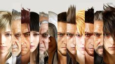 Final Fantasy XV Will Feel Like A Group Of Guys Going On A Road ...