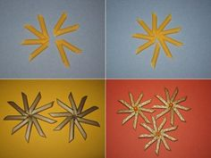 diy christmas crafts christmas tree ornaments pasta stars