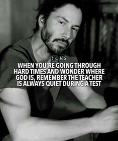life test god teacher quiet during test qoutes lifequotes motivation positivevibes thoughts Wise Quotes, Quotable Quotes, Great Quotes, Words Quotes, Wise Words, Quotes To Live By, Motivational Quotes, Funny Quotes, Inspirational Quotes