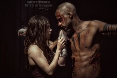 the 100 tv show | Lincoln and Octavia - the-100-tv-show Photo