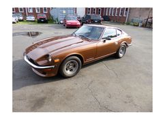 1974 Datsun 260Z 2+2, had more goldish color, my 2nd car.