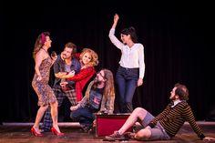 """Agenda Cultural RJ: O projeto """"Temporadas Teatrais Inéditas no Sesc Ti..."""