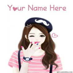 Print Name On Cutest Look Drawing Girl Image. Awesome Looking Drawing cute Girl With My Name Photo. Write your Name Online Drawing Unique Girl Pictures. Best Cute Look Drawing Girl With Name Pix. Create Any Name Text Writing Latest Beauty Cute Girl Painting Pics. Generating Name On Nice Styles Fashion Girl Drawing DP. New Sweet Girl Painting With Name Profile. Whatsapp Set Cool Girl Drawing Profile. Facebook Nice Lovely Girl Drawing With Name DP. Free Name Wallpapers Beauty Girl Drawing…