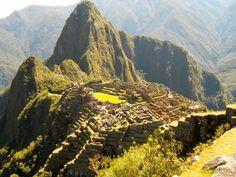Machu Picchu Sightseeing -byljs2011