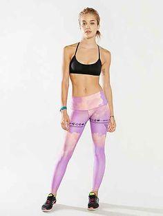 Teeki Purple Hazed Legging