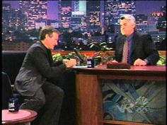 Robin Williams on Jay Leno full