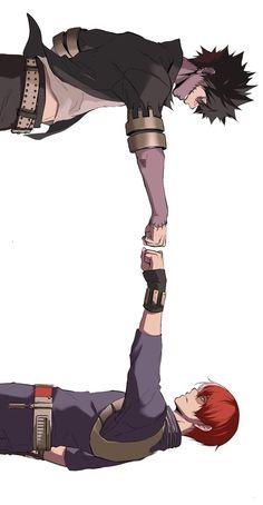 Boku no Hero Academia -Todoroki Shouto & Dabi #Bokunoheroacademia #cosplayclass #anime