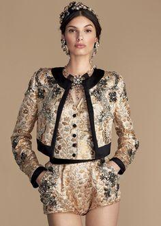 Dolce & Gabbana Women's Sparkling Night Collection Summer 2016 | Dolce & Gabbana