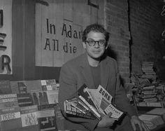 Allen Ginsberg in 1959