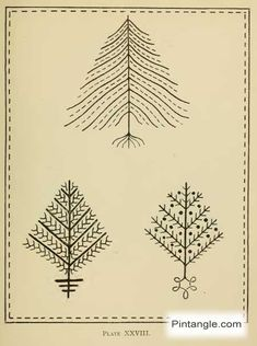 I have been browsing the Internet archive and discovered An Embroidery Pattern Book by Mary Waring. This book is free to download and as the title suggests is full patterns. Let me share some of th...