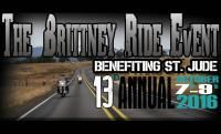 Canyonville, OR - Oct. 7-9, 2016: 13th Annual Brittney Ride. Benefits St Jude Children's Hospital.