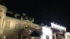 中洲ジャズ!中洲の街に音楽が溢れてます♪ シュローダーヘッズ最高! 音楽は自由だ!