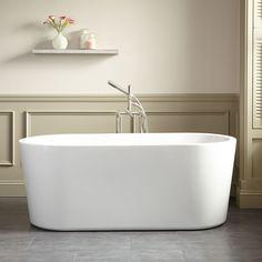 Minos Acrylic Freestanding Tub