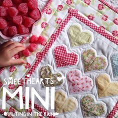 Im sort of obsessed with hearts (see some of my other heart-themed tutorials here, here and...