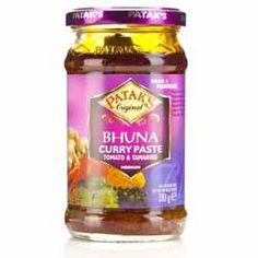 Bhuna Curry Paste Medium - Pataks