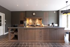 Landelijke keukens - Hoskens interieurstudio