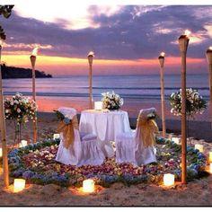 Romantic date!!
