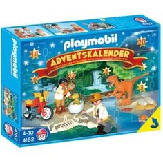 Dinosaur Expedition Advent Calendar (Playmobil) - Something my son and daughter would both like?