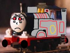 Lego Timothy the ghost Engine