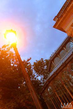 Palacio de Cristal. Madrid.