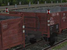 Güterwagenset O 10 der DB, Epoche IIIa