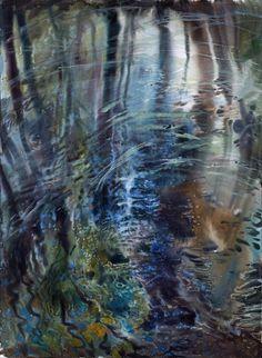 aquarelle de Ewa Karpinska
