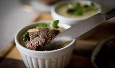 Domácí paštika bez éček Food Hacks, Ham, Mashed Potatoes, Steak, Paleo, Food And Drink, Pudding, Beef, Homemade