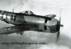 397th P-47 Thunderbolt