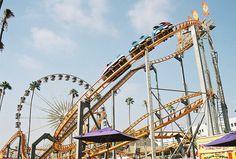 Check out close by amusement parks