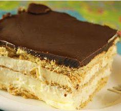 Olhem isso!! Pura tentação!!!#Repost @cozinhadamaria --------------------------------------- Pavê de leite ninho com Creme de Nutella!! --------------------------------------- Ingredientes 200 g de manteiga sem sal 1 lata de leite condensado 3 colheres (sopa) de açúcar de confeiteiro 10 colheres de leite ninho 1 colher (sopa) de essência de baunilha 1 sachê de gelatina sem sabor incolor (dissolvida conforme instruções da embalagem) 2 caixinhas de creme de leite bem gelado…