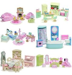 43 Best Doll House Ideas Images Dollhouse Furniture Wooden Dolls
