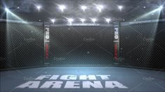 Fight Arena by MS design on @creativemarket