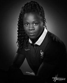 PHOTOS. Coupe du Monde Féminine de football 2015: les joueuses françaises photographiées par Studio Harcourt