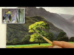 HOW TO PAINT A RIVER   MICHAEL JAMES SMITH   OIL PAINTING - YouTube