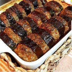 Hayırlı akşamlar arkadaşlar 🤗 Hikayemde paylaştığım patlıcan kebabı..., #amlar #arkada #hikayemde #kebab #payla,  #EtYemekleri, Et Yemekleri,