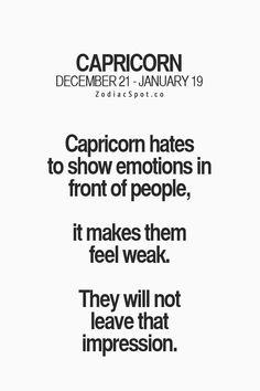 Horoscope Du Jour : Description Now this I can relate, def so true! Zodiac Capricorn, All About Capricorn, Capricorn Quotes, Zodiac Signs Capricorn, Capricorn And Aquarius, My Zodiac Sign, Zodiac Quotes, Zodiac Facts, Capricorn Daily