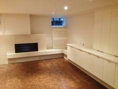 Built In Wall Units, Wall Unit Designs, Built Ins, Corner Desk, The Unit, Interiors, Furniture, Home Decor, Corner Table
