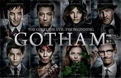 Gotham - Season 2 - Teasers from Wondercon | Spoilers