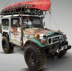 Land Cruiser Of The Day! – Enter the world of Toyota Land Cruisers 4x4 Trucks, Rc Cars And Trucks, Toyota Trucks, Toyota Cars, Jeep Truck, Lifted Trucks, Cool Trucks, Lifted Ford, Diesel Trucks