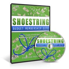 Shoestring Budget Membership Site Sales Funnel with Master Resell Rights - http://www.buyqualityplr.com/plr-store/shoestring-budget-membership-site-sales-funnel-with-master-resell-rights/.  #Membershipsite #salesfunnel #masterresellrights #frontendleadmag