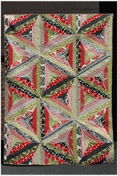 String/strips?? Into hexagons Carl Hentsch