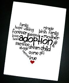 12 best adoption cardsgifts images on pinterest adoption gifts the crafty cab adoption card adoption gifts adoption day foster care adoption m4hsunfo