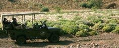 Desert Rhino Camp - A Luxury Safari Camp in Damaraland