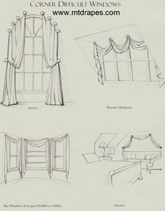 Drapes For Arched Windows   ... rods for arched window curtains interior mall arched window treatments
