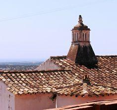 chimney in the Algarve Portugal