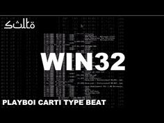 https://www.youtube.com/watch?v=JwpFJfVvVP4  Playboi carti type beat  Sulto has been making music for 10 years, but just now he started making type beats. this time he delivers a Playboi Carti type beat, inspired by dark IDM sounds and to add the sulto style, a bit of cloud rap.
